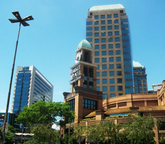 EDIFÍCIO MARKET PLACE TOWER